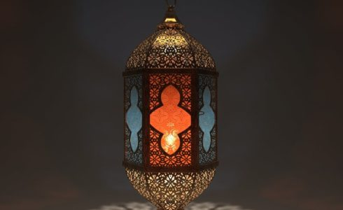 pendent lampshade