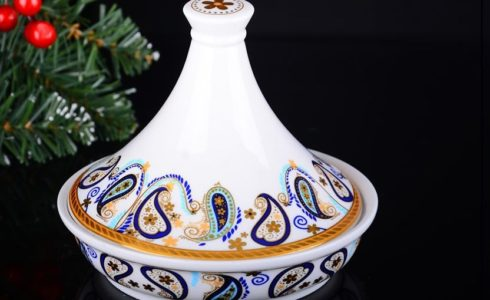 Tajine Typical North african Stylish Dish for Cooking